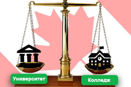 Обучение в Канаде: университет или колледж