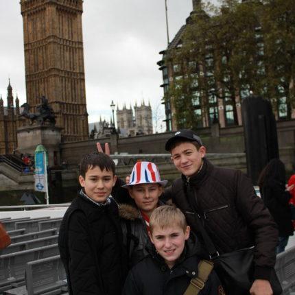 Каникулы в LTC London, Англия