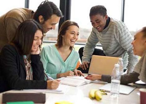 Изучение английского и стажировка в американской компании