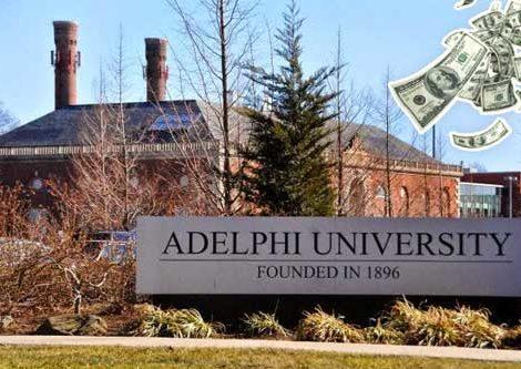 Стипендия от Adelphi University для украинских выпускников