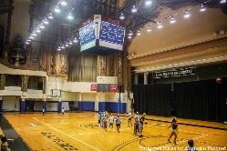 Спортивные игры на кампусе