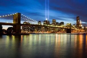 Staten Island и прогулка под звездами по Манхэттенскому мосту