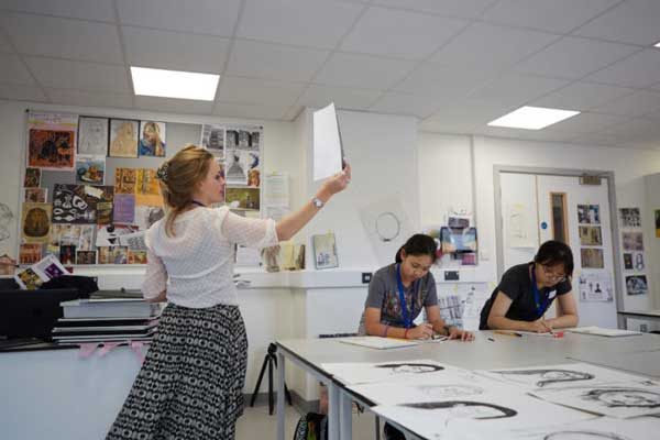 Академический английский летом в Англии, Кембридж | Abbey College Cambridge