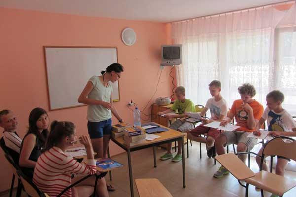 Летние каникулы в Польше, Дзвижин | Детский лагерь Перл