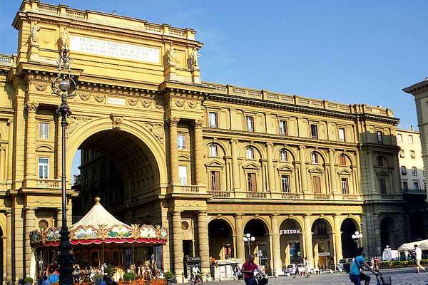 Курсы итальянского языка в Италии, Флоренция | Sprachcaffe