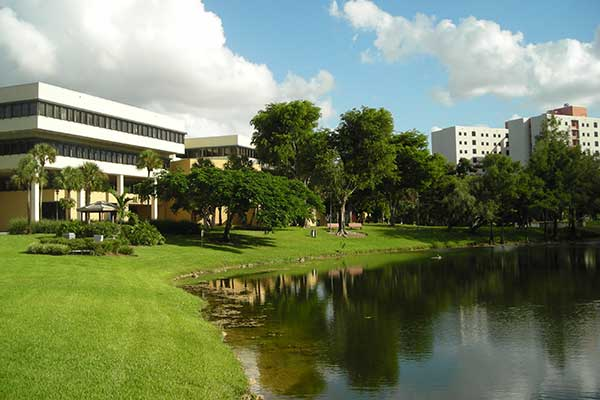 Florida International University | США