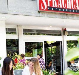 Курси німецької мови в Німеччині, Франкфурт на Майні | Sprachcaffe