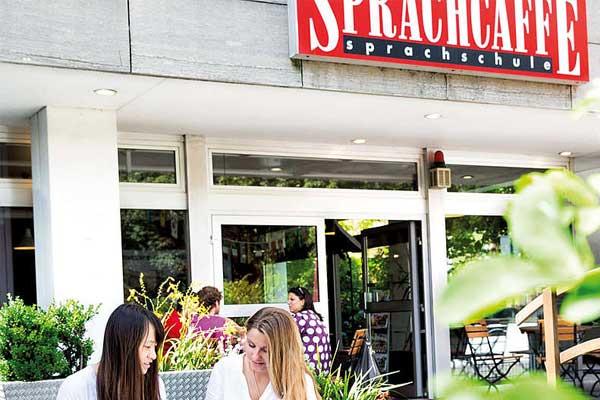 Курсы немецкого языка в Германии, Франкфурт на Майне | Sprachcaffe