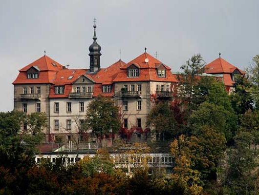 Гимназия Hermann-Lietz-Schule Schloss Bieberstein | Хофбибер, Германия