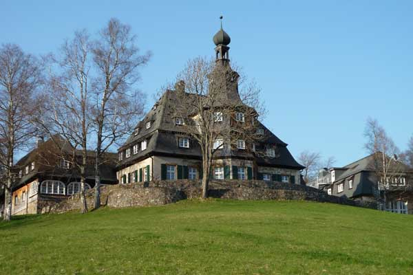 Гимназия Birklehof | Хинтерцартен, Германия