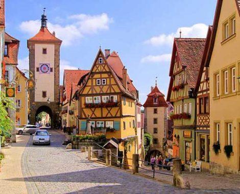 Обучение в Австрии и Германии
