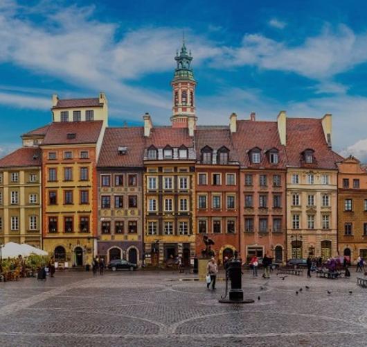 Английский язык в Польше, Варшава | Together