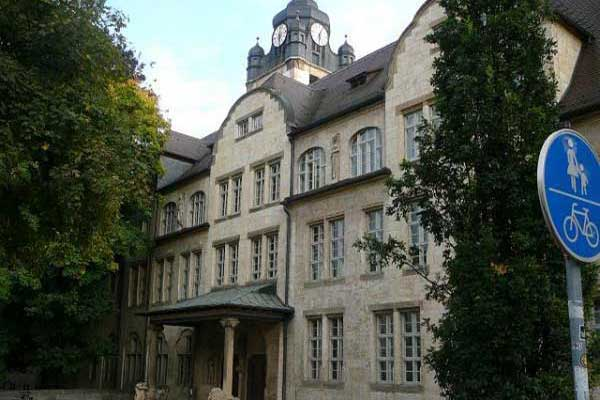 Friedrich Schiller University of Jena | Германия