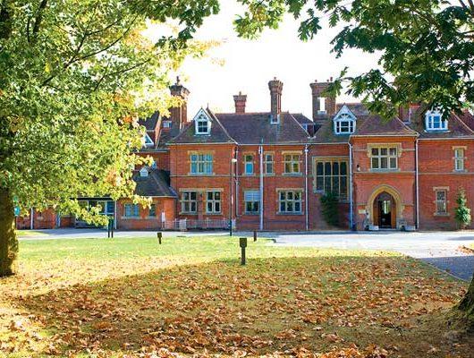 Осенние каникулы в Англии, Ашфорд | Kingswood Grosvenor Hall