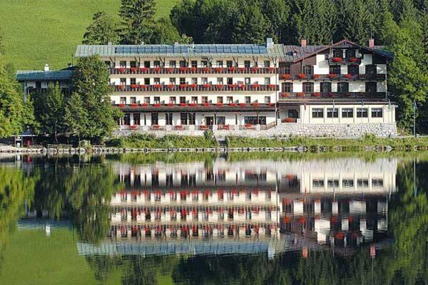 Летние каникулы в Германии, Хинтерзее | DID