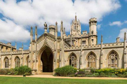 Колледж St. Andrew's | Кембридж, Англия