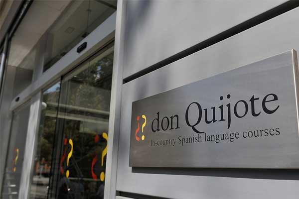 Курсы испанского языка в Испании, Барселона | Don Quijote