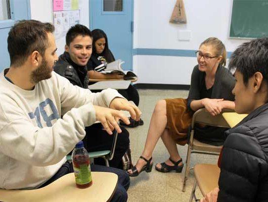 Курси англійської мови в США, Нью-Йорк | New York Language Center