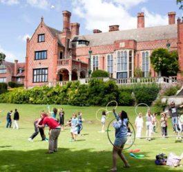 Весняні канікули в Англії, Оксфордшир   Shiplake College