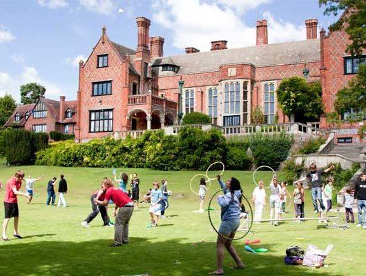 Весняні канікули в Англії, Оксфордшир | Shiplake College
