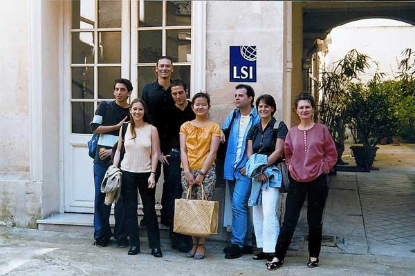 Курсы французского языка во Франции, Париж | LSI