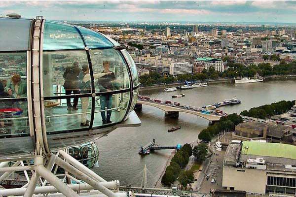 Профессиональный английский для финансистов в Англии, Лондон