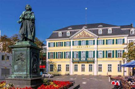 Підготовка до вступу в Німеччині | Rheinisches Studienkolleg Bonn