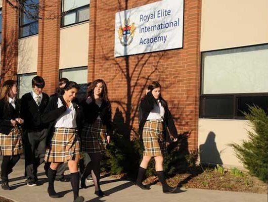 Школа-пансион Royal Elite International Academy | Онтарио, Канада