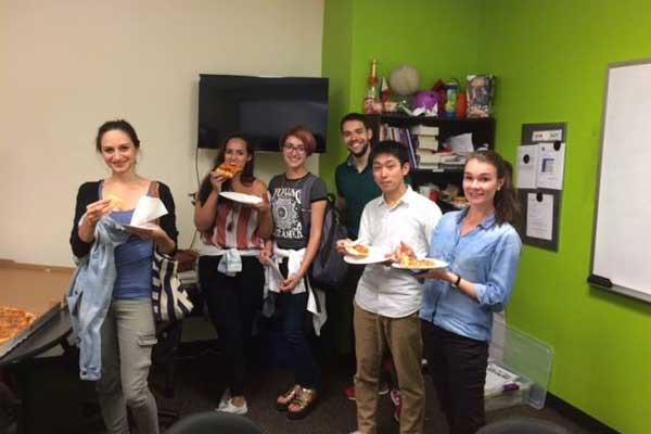 Курси англійської мови в CША, Сан-Дієго | English Centre