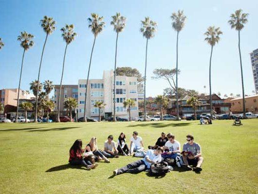 Курсы английского языка в CША, Сан-Диего | English Centre