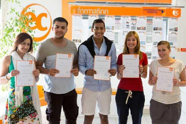 Курсы английского языка на Мальте, Сент-Джулианс | EC Malta