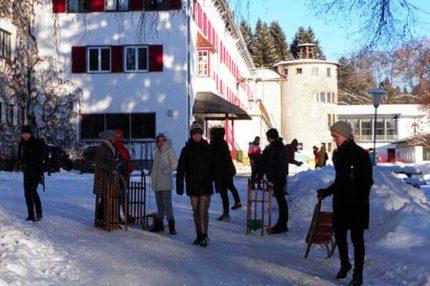 Зимние каникулы в Германии, Линденберг | Humboldt Institut