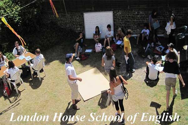 Летние каникулы в Англии, Вестгейт он Си | London House