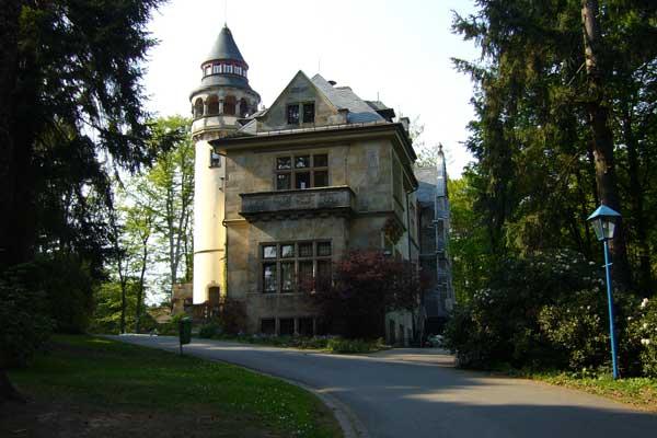 Школа-пансион Hohenwehrda | Хаунеталь, Германия