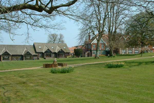Школа-пансион St Bedes School | Истборн, Англия