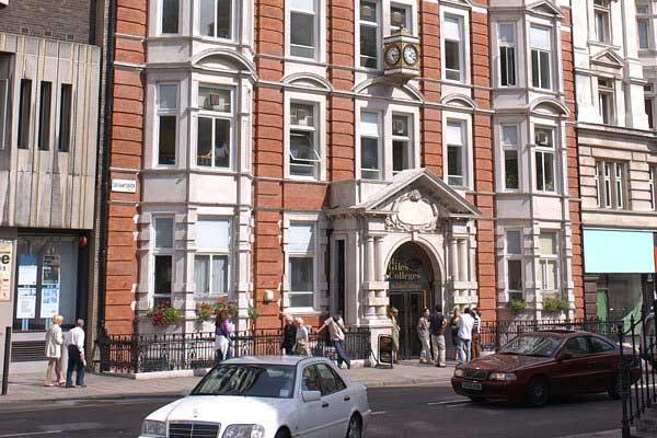 Бизнес английский в Англии, Лондон | St Giles London Central