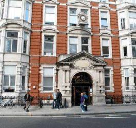Курсы английского языка в Англии, Лондон   St Giles London Central