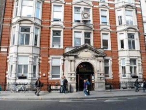 Курси англійської мови в Англії, Лондон | St Giles London Central
