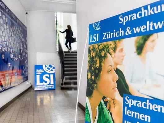 Курсы немецкого языка в Швейцарии, Цюрих | LSI