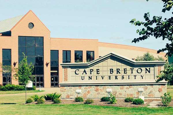 Cape Breton University | Канада