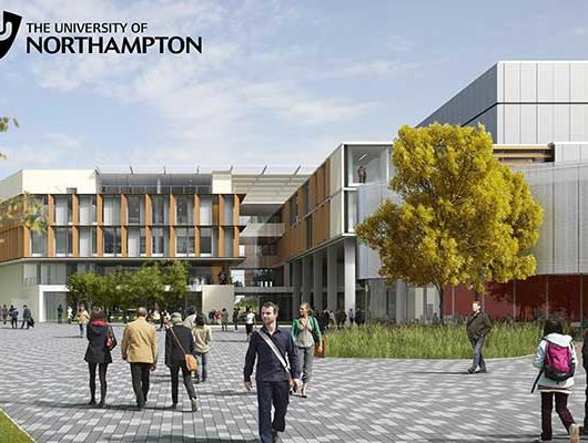 The University of Northampton | Англия