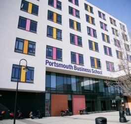The University of Portsmouth | Англія