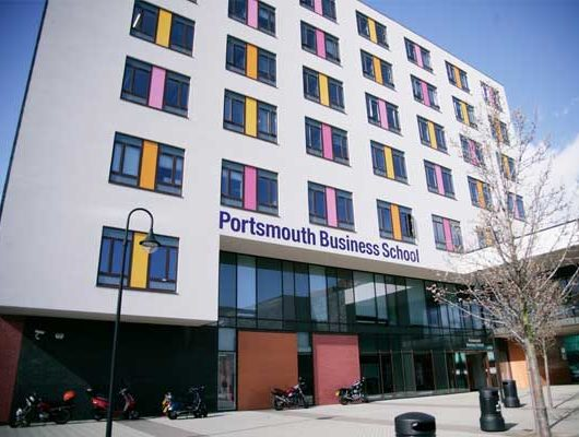 The University of Portsmouth | Англия