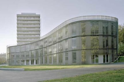 The University of Stuttgart | Германия