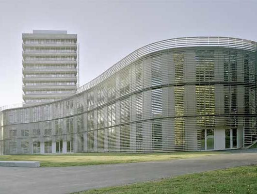 The University of Stuttgart | Німеччина
