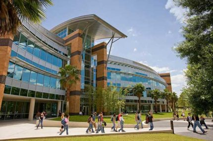 The University of Central Florida (UCF) | США