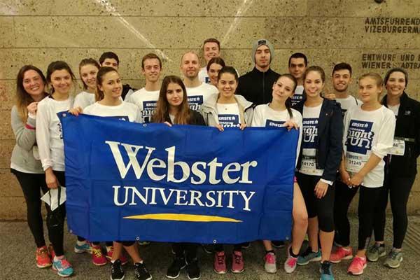 Webster University | Австрия