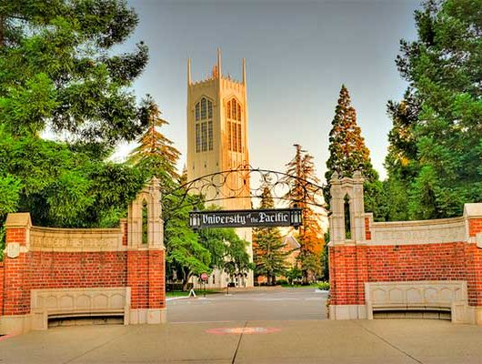 University of the Pacific | США