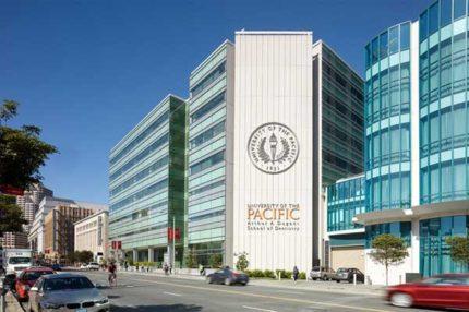University of the Pacific   США