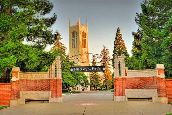 University of the Pacific | США